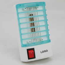 2PCS Night Light Portable led Mosquito Killer Lamp photocatalyst Household Anti-Mosquito Electric Insect Repellent
