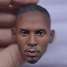 1/6th NBA Basketball Star Hardaway Head Sculpt Model for 12 inches Male Body Figures