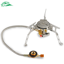 3500W Camping Stove Outdoor Cooker Gas Burner Picnic Cookout Hiking Equipment cookware