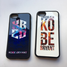 New Ultra-thin Fashion Trend NBA Basketball Kobe Bryant 24 For Apple iPhone 5 5S 6 6S 7Plus Phone Case Accessories Cover(China)