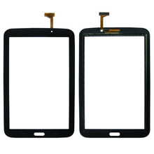 For Samsung Galaxy Tab 3 7.0 SM-T210 T210 T217 T217A WiFi Black Outter Touch Screen Panel Sensor Lens Glass Replacement 100%Test