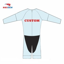 100% Lycra Triathlon Sports Clothing Custom Long Sleeve Jersey Personalized Ropa Ciclismo Cycling Jerseys Free Design!(China)
