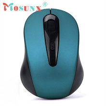 2017 Optical Wireless Mouse 2.4GHz USB Scroll Mice for Tablet Laptop Computer Finest For Warcraft LOL Wholesale price_KXL0405(China)
