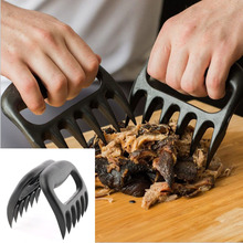 2PCs New Best Meat Handler Bear Claw BBQ Forks Shredding Pulling Grill Tools Kitchen Tool