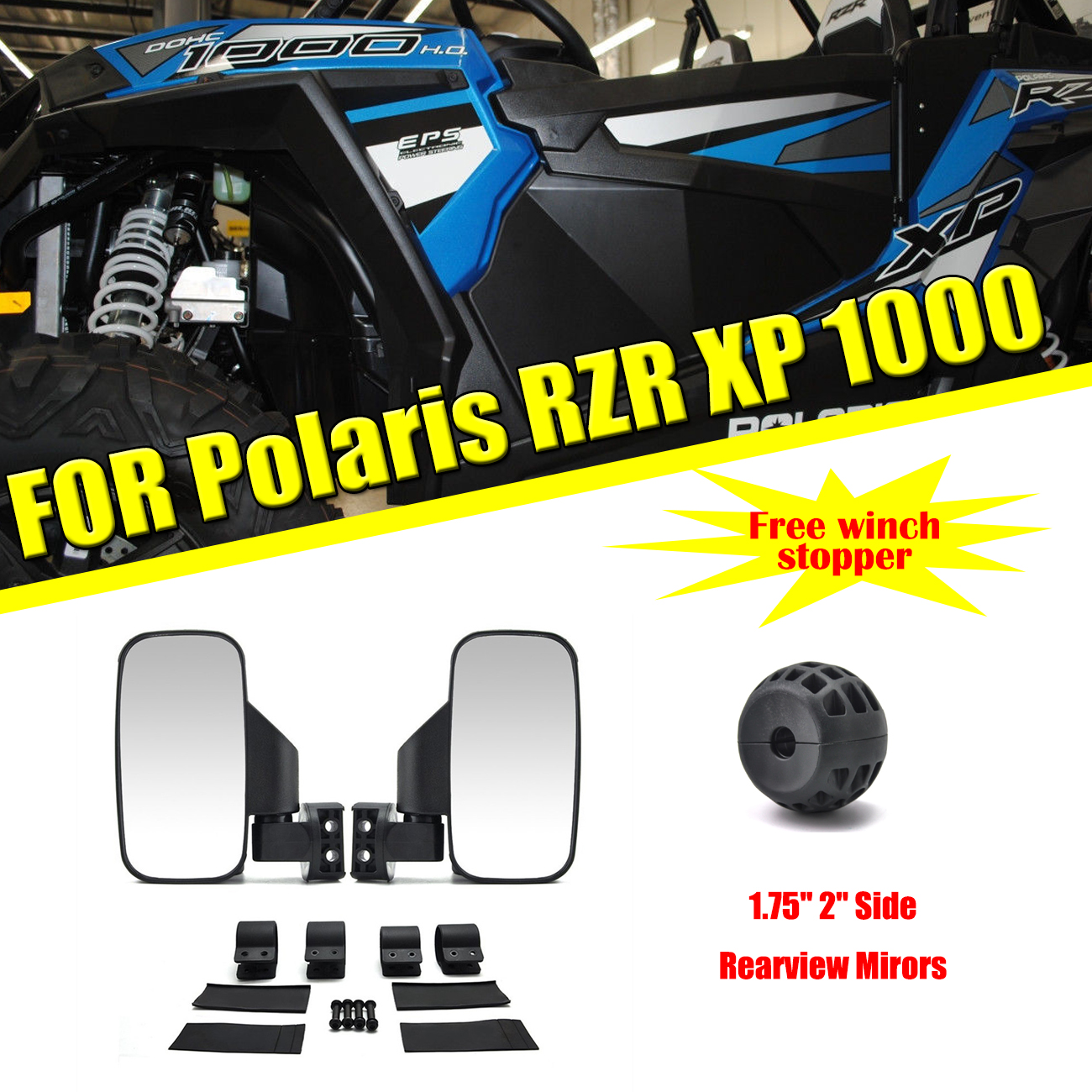 Brake Master Cylinder Assembly fits Polaris RZR 900 2014-2018 OEM 1911515