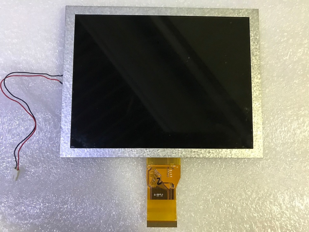 AS8080TB-50 TM080H15BA24 TM080H15BA24-01 LCD Displays screen<br>