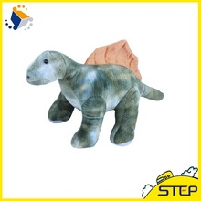 Free Shipping 1pcs Giant Spinosaurus Simulation Giant Dinosaur Stuffed Animal Toy Dinosaur Park Decor Promotion Gifts ST397(China)