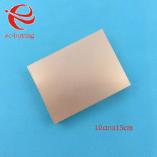 Copper Clad Laminate Double Side Plate CCL 10x15cm 1.5mm FR4 Universal Board Practice PCB DIY Kit 100*150*1.5mm