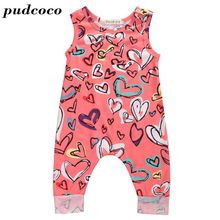 2017 Baby Rompers Summer Baby Girls Clothing Sets Newborn Baby Jumpsuits Boys Outerwear Infant Baby Boy Clothes(China)