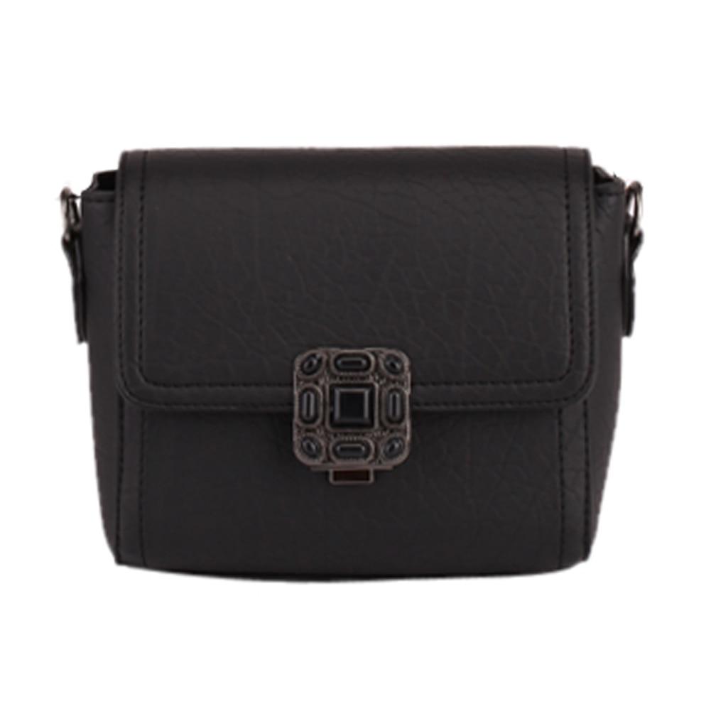 Fashion Women Candy Color Bag Flap Ladies Rivet PU Leather Crossbody Shoulder Bags Small Mini Bags Messenger Bag<br><br>Aliexpress