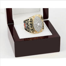 Replica XXVII 1992 Dallas Cowboys Super Bowl Football Championship Ring Size 10-13 With High Quality Wooden Box Fans Best Gift(China)