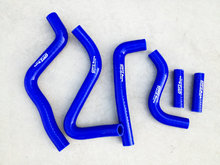 1999 2000 2001 2002 NEW brand For Kawasaki KX250 KX 250 99 00 01 02 silicone radiator hose