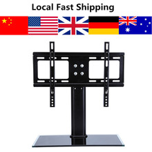 "Universal Wall Mount LCD LED TV Table Pedestal Bracket Stand 26""-32"" Inch for Home Office Plasma"
