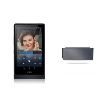 FiiO Hi-Res Music Player X7 with IEM amplifier AM1