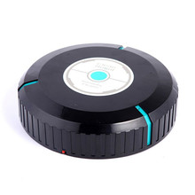 360 Degree Automatic Intelligent Sweeping Robot Vacuum Cleaner Comfortable Home Cleaning Floor Tool Brush Bed Dust Cleaner