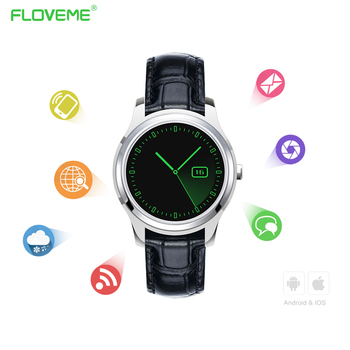 FLOVEME Pasómetro X7 Moda Reloj Inteligente En La Muñeca Para Android IOS Respuesta Dial Llamada Smartwatch Bluetooth Pulsera Inteligente