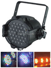 free shipping stage light 36*3W RGB led par can