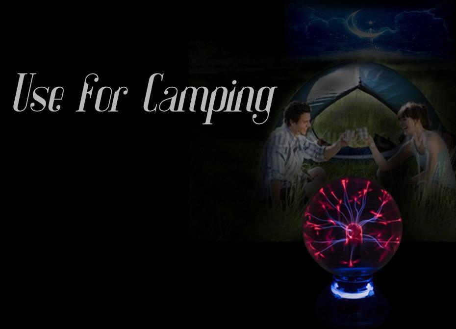 CNSUNNYLIGHT Car Music Sound Control LED USB Plasma Ball Electrostatic Lamp Decoration Atmosphere DJ Lights Party Magic Lighting (13)