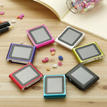 High Quality 32GB 1.8 inch LCD Screen movement MP3 MP4 Music Player Support E-Book Reading FM Radio  Metal Housing Video Players