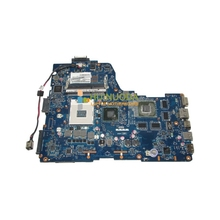 Buy NOKOTION K000125700 LA-6831P laptop motherboard Toshiba A665 Intel HM65 Nvidia VGA DDR3 Mainboard for $96.60 in AliExpress store