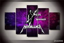 Hd Printed Kirk Hammett Muzyka Metallica Painting On Canvas Room Decoration Print Poster Picture Free Shipping/Ny-1534 Living