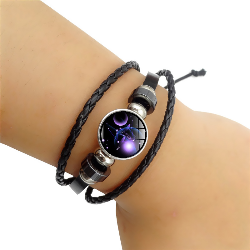 Trendy silver bracelets for men