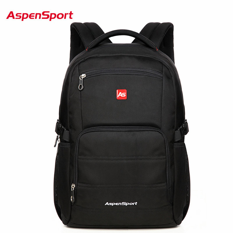 AspenSport Waterproof  Backpack Unisex Backpacks for Laptop Notebook Bag Backpack 15.6 to17 Inch<br>