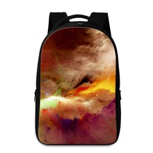 Galaxy Backpacks Pattern for Girls Middle School Students Bookbags Women Lightweight Back Pack Magaziner College Book BagPack