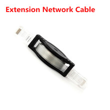 Portable Retractable RJ45 Network Line Extension Internet Network wire Ethernet Cable Free shipping