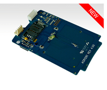 ACM1281U-C7 13.56MHz ISO 14443 USB Contactless Reader Module with SAM slot Contactless Interface and bi-color LED