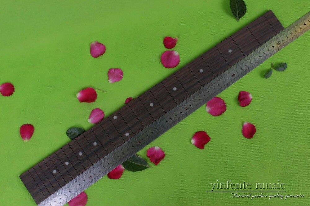 Guitar Accessories  2  x  25.5electric   Guitar Fretboard electric guitar ROSE   Wood Fretboard Parts 00-03# inlay<br>