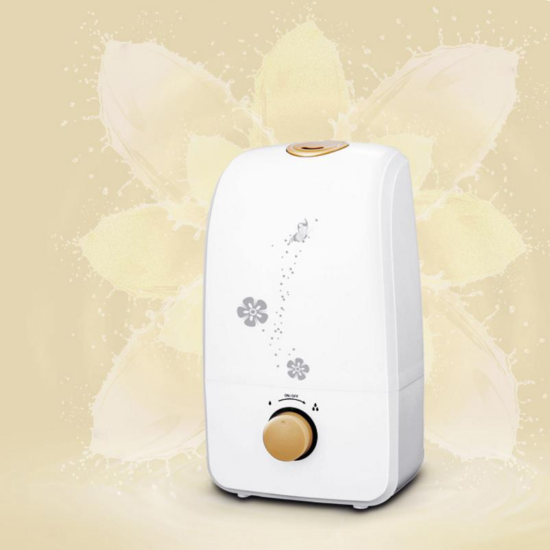 3.5L Home appliances Aromatherapy Dry Protecting diffuser air humidifier Ultrasonic LED Light air Aroma Diffuser mist maker <br>