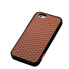 Mobile Phone Accessories Cases for iPhone 6s 4  Soft Rubber Silicone Shoes Sole Cover for iPhone 6 7 PLUS cellphones Case shell