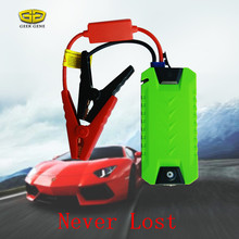 2017 August High capacity Car Battery Charger Starting Car Jump Starter Booster Power Bank 12V Auto Best quality new design(China)