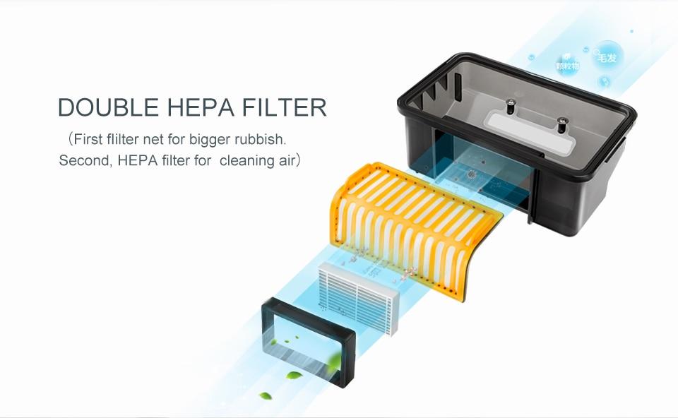 Aspirator ILIFE V5s Pro Robot Vacuum Cleaner (6)
