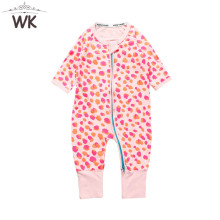 JP-200 Newborn Infant Baby Boys Girls Romper Long Sleeve Warm Clothes Jumpsuit Zipper Clothes Outfit Bay Boy Girl 2017(China)