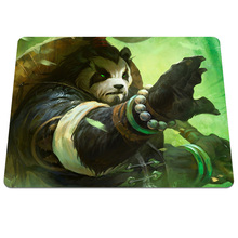 Special Offer Pandaria Printing Gaming Mousepad Computer PC Laptop Mice Play Mat Anti-slip Optical Soft Rubber Mousepad
