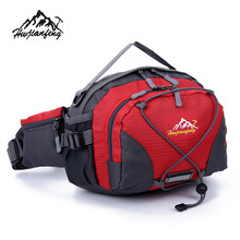 Premium Waterproof Running Sports Waist Shoulder Bag Man Woman Travel Running Hiking Sport Running Belt Bum Waist Pouch Gifts(China)