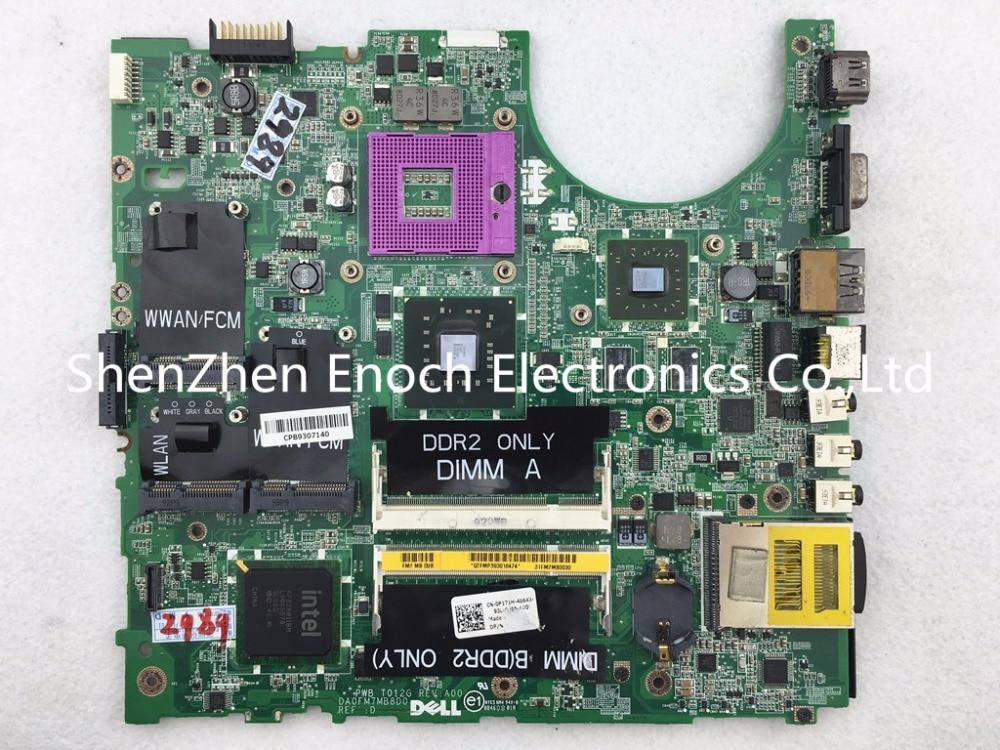 Laptop Motherboard For DELL Studio 1537  0P171H DA0FM7MB8D0  PWB T012G<br><br>Aliexpress