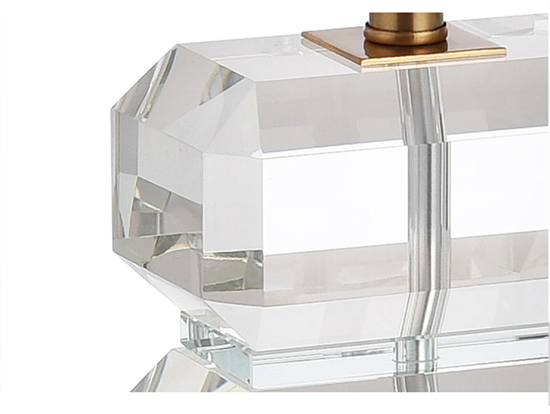Hotel Crystal Table Lamp 7