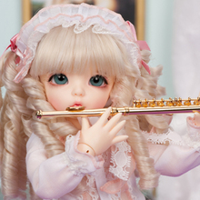 OUENEIFS Littlefee Ante Fairyland bjd sd dolls 1/6 sarang love baby girl boy eyes High Quality toy model reborn make up resin(China)