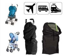 1PC Baby Stroller Covers Infant Stroller Oxford Cloth Travel Bag Buggy Cover Case Umbrella Trolley Cover Bag Stroller Accessory