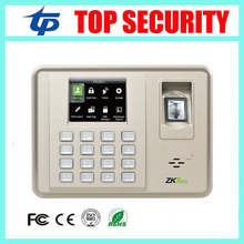 New arrival silk-ID zk fingerprint time attendance time clock WIFI TCP/IP USB Live ID linux system fingerprint employee recorder