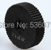 Thread pitch 1.6mm knurling gear for single head knurling tool. High quality, China best brand, 1pc