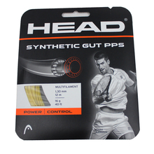 High Quality Head Power Control Tennis String  Synttetic Gut Pps 1.3mm 16g Tennis Rackets String 12m/pc