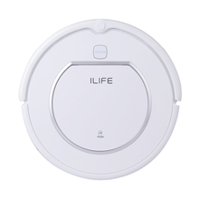 ILIFE Smart Robot Vacuum Cleaner for Home Slim, HEPA Filter,Cliff Sensor Robotic Mini Size Auto Clean V1 ROBOT ASPIRADOR