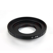 Buy Adapter Ring C Mount Movie Lens Canon EOS M FX NEX M4/3 MFT Mount C-EOS M C-NEX C-FX C-M4/3 CCTV Lens Mount for $1.94 in AliExpress store