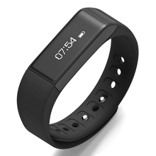 I5 Plus Waterproof Smart Wrist Band Bluetooth Bracelet With Sleep Monitor SMS Call Reminder Fitness Tracker