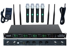 STARAUDIO SMU-4000A 4 Channel Pro UHF Wireless Diversity Handheld Microphone Mic System(China)