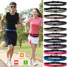Maphissus Running Travel Waist Pocket Jogging Sports Portable Waterproof Cycling Bum Bag Outdoor Phone Anti-theft Belt Sport Bag